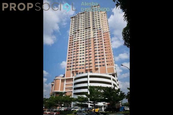 For Sale Serviced Residence at Rhythm Avenue, UEP Subang Jaya Freehold Unfurnished 0R/0B 210k