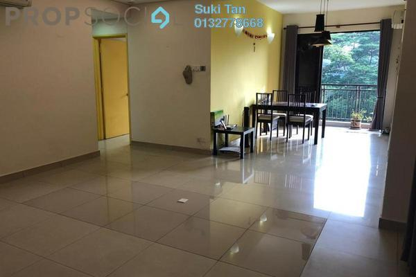 For Rent Condominium at Sri Putramas II, Dutamas Freehold Semi Furnished 3R/2B 1.6k