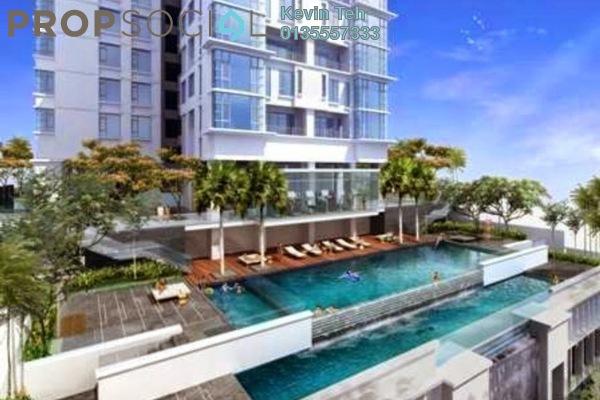 For Sale Condominium at Kiara 9, Mont Kiara Freehold Semi Furnished 3R/3B 1.3m