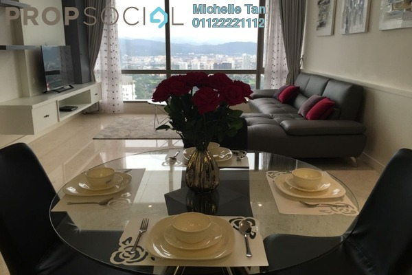 For Rent Serviced Residence at Banyan Tree, KLCC Freehold Fully Furnished 1R/2B 8k