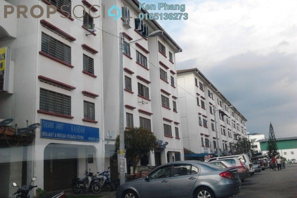 For Sale Apartment at Goodyear Court 10, UEP Subang Jaya Freehold Unfurnished 2R/1B 210k