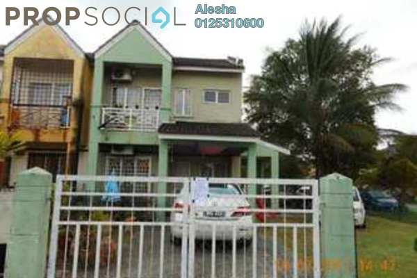 For Sale Terrace at Seksyen BB7, Bukit Beruntung Freehold Unfurnished 0R/0B 288k