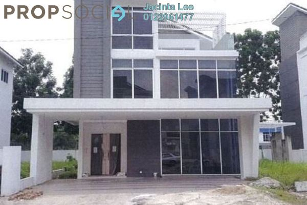 For Sale Bungalow at Milano @ Kemuning, Shah Alam Freehold Unfurnished 7R/7B 1.05m