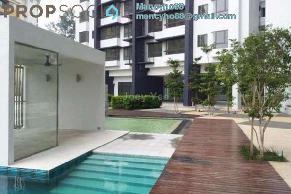 For Sale Condominium at Residence 8, Old Klang Road Freehold Unfurnished 4R/4B 600k