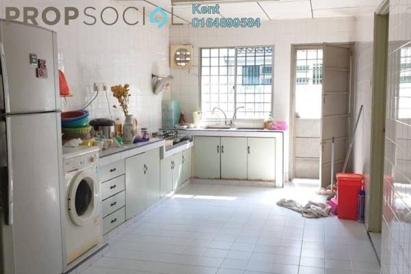 For Rent Terrace at BK2, Bandar Kinrara Freehold Semi Furnished 5R/3B 1.7k