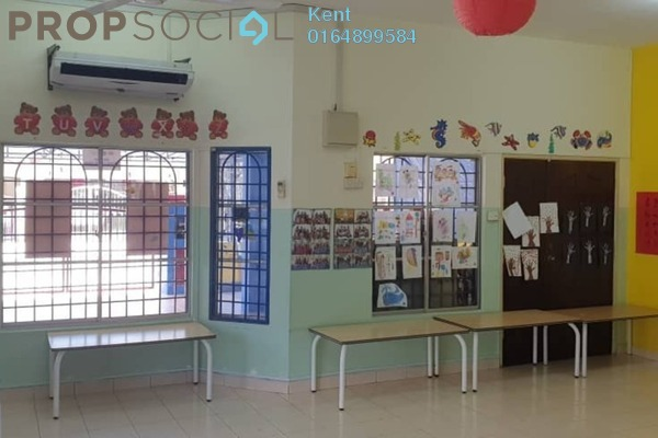 For Sale Terrace at BK5, Bandar Kinrara Freehold Semi Furnished 5R/3B 1.35m