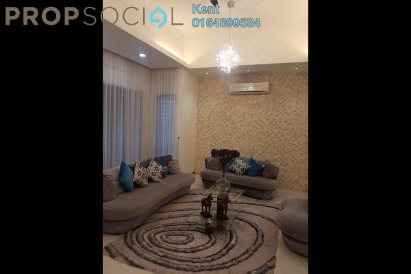 For Sale Terrace at BK8, Bandar Kinrara Freehold Fully Furnished 6R/5B 2.28m
