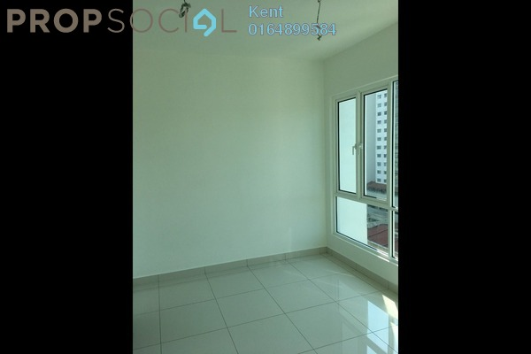 For Sale Serviced Residence at Court 28 @ KL City, Sentul Freehold Unfurnished 2R/2B 530k