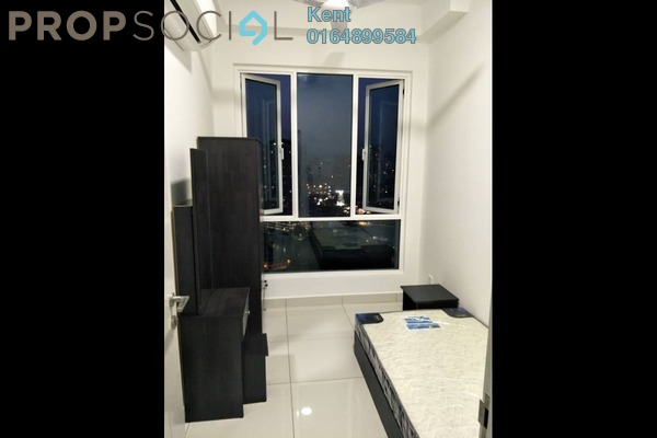 For Rent Serviced Residence at Court 28 @ KL City, Sentul Freehold Fully Furnished 3R/2B 2.55k