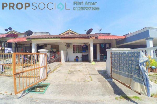 For Sale Terrace at Desa Vista, Sepang Leasehold Semi Furnished 3R/2B 280k