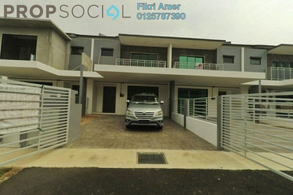 For Sale Terrace at Saujana KLIA, Sepang Leasehold Unfurnished 4R/3B 540k
