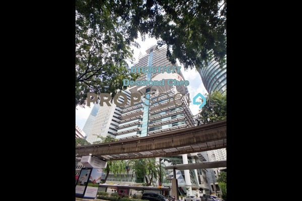 For Rent Office at KL33, Kuala Lumpur Freehold Fully Furnished 0R/0B 2.7k