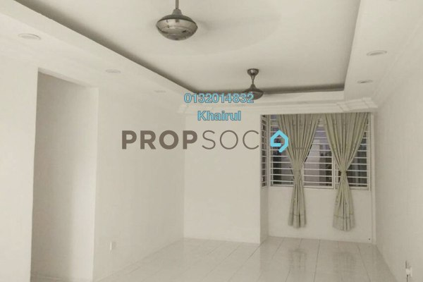 For Sale Apartment at Taman Topaz, Dengkil Freehold Unfurnished 3R/2B 199k