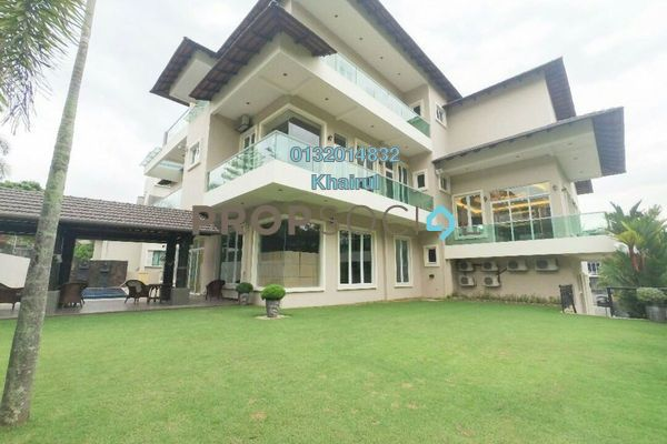 For Sale Bungalow at Country Heights Kajang, Kajang Freehold Semi Furnished 12R/11B 10m