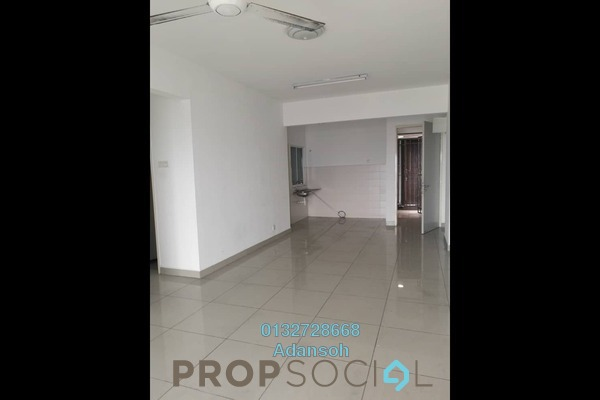 For Sale Condominium at First Residence, Kepong Freehold Semi Furnished 3R/2B 485k