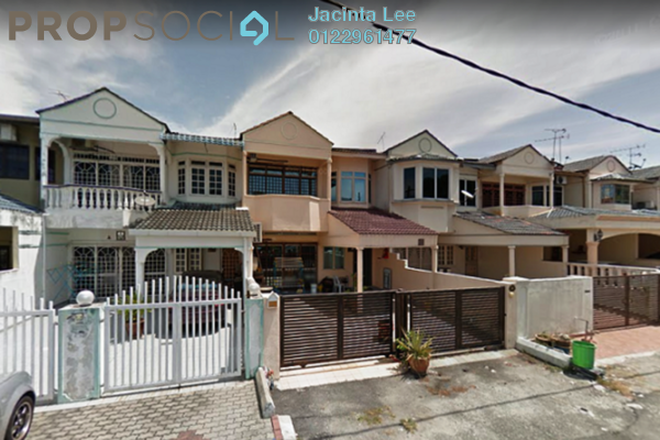 For Sale Terrace at Taman Meru Selatan, Meru Freehold Semi Furnished 4R/3B 384k