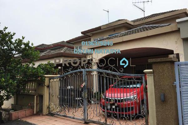 For Sale Terrace at SS12, Subang Jaya Freehold Semi Furnished 3R/2B 638k