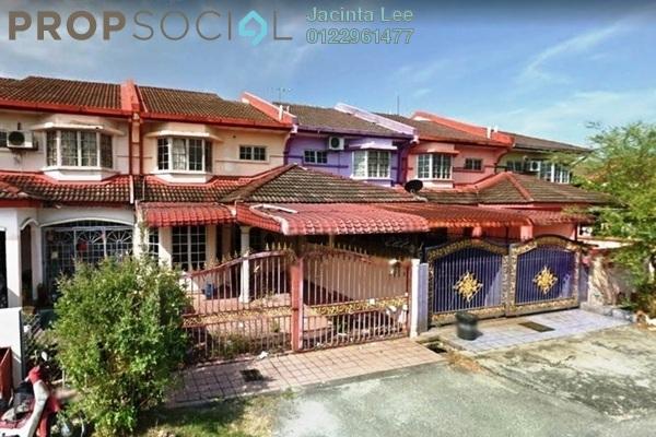 For Sale Terrace at Taman TTDI Jaya, TTDI Jaya Freehold Semi Furnished 4R/3B 409k