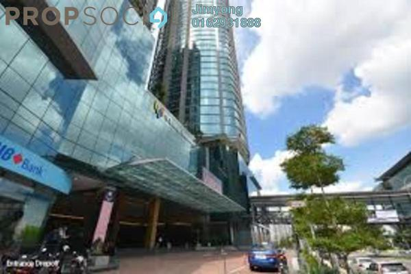 For Sale Office at The Vertical, Bangsar South Freehold Semi Furnished 1R/1B 1.14m