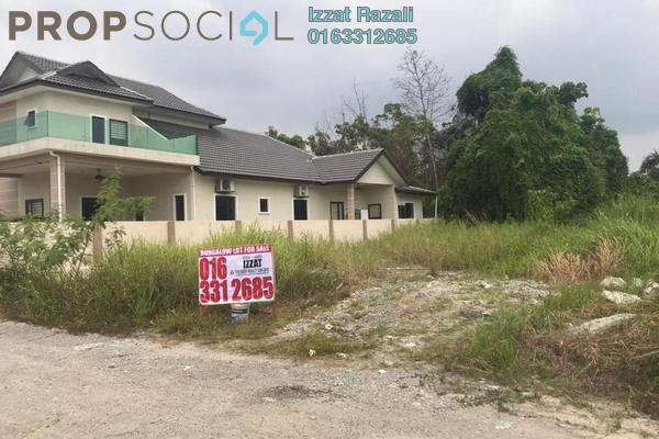 For Sale Land at Section 30, Shah Alam Freehold Unfurnished 0R/0B 250k