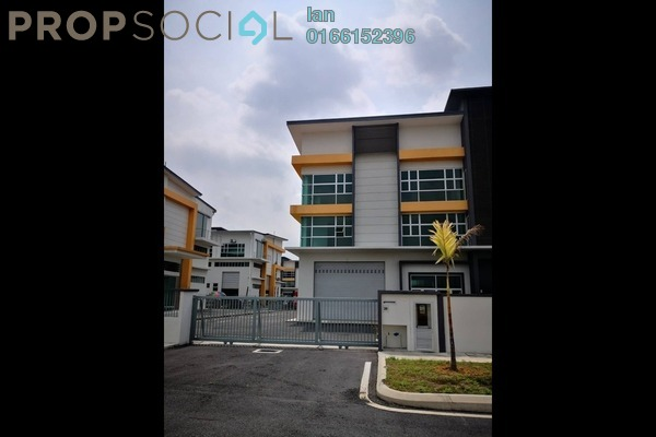 For Sale Factory at Taman Putra Perdana, Puchong Freehold Unfurnished 0R/0B 3.47m
