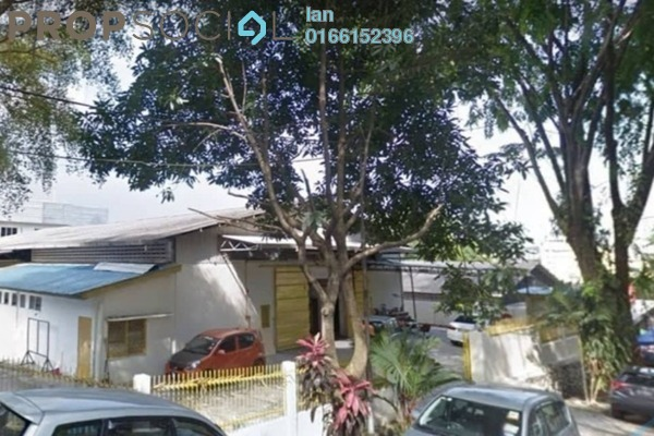 For Sale Factory at Taman Midah, Cheras Freehold Semi Furnished 0R/0B 5.5m