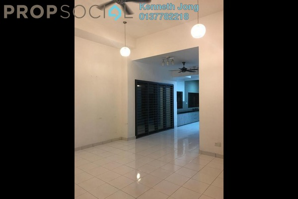 For Sale Terrace at Paloma, Bandar Bukit Raja Freehold Semi Furnished 4R/4B 980k