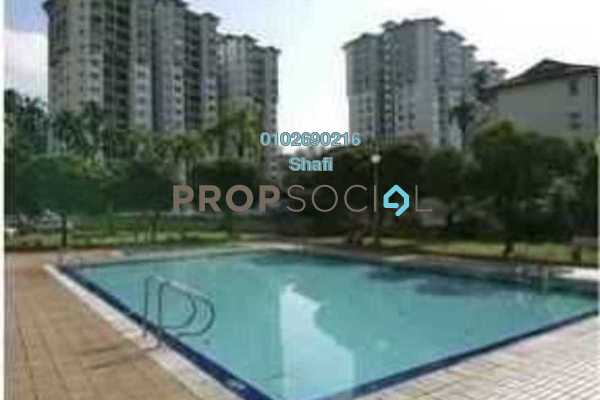 For Sale Condominium at Winner Court A, Desa Petaling Freehold Semi Furnished 3R/2B 339k