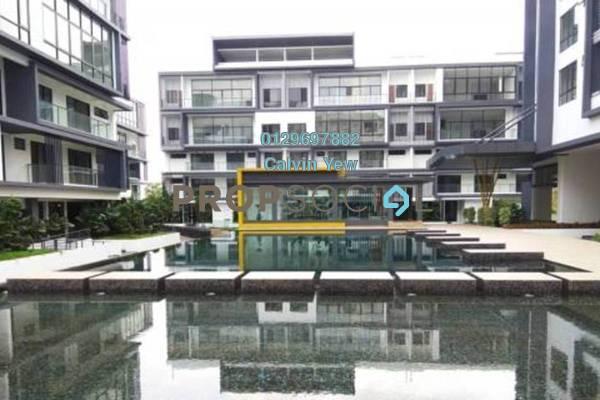 For Rent Condominium at 9INE, Batu 9 Cheras Freehold Unfurnished 4R/4B 2.8k