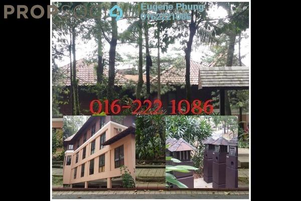For Rent Townhouse at Bukit Gita Bayu, Seri Kembangan Freehold Fully Furnished 3R/3B 2.7k