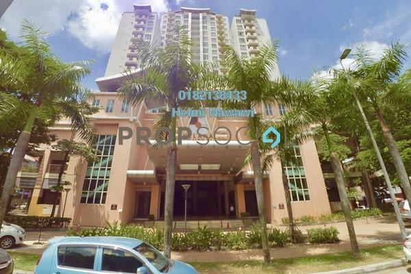For Sale Condominium at Kelana Sentral, Kelana Jaya Freehold Semi Furnished 1R/1B 350k