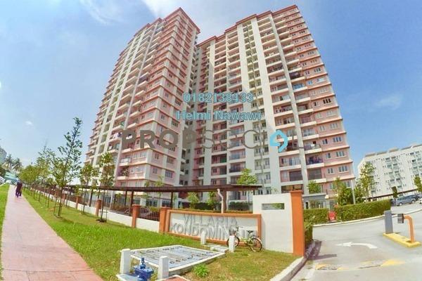 For Sale Condominium at PJ South Citi, PJ South Leasehold Semi Furnished 3R/2B 380k