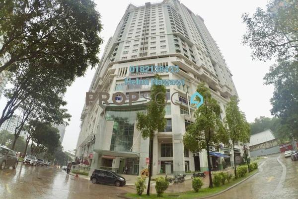 For Sale Condominium at Metropolitan Square, Damansara Perdana Freehold Semi Furnished 3R/2B 570k