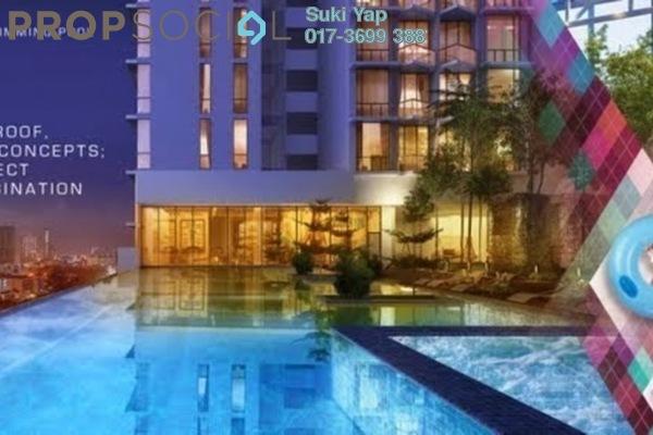 For Sale Apartment at Vim 3, Bandar Menjalara Leasehold Unfurnished 2R/1B 338k