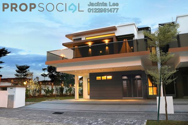 For Sale Semi-Detached at Taman Villa Perdana, Kajang Freehold Unfurnished 7R/7B 1.15m