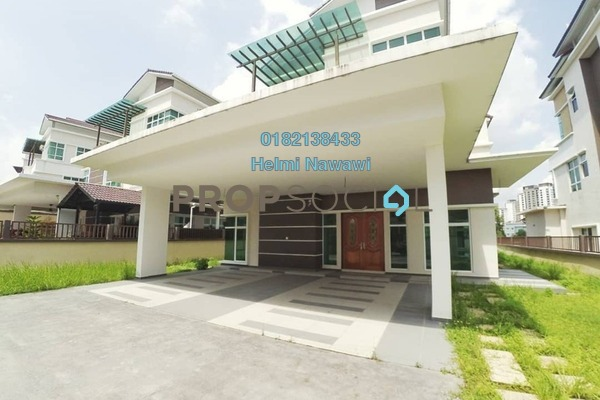 For Sale Bungalow at Lake Valley, Bandar Tun Hussein Onn Freehold Unfurnished 7R/8B 3.3m