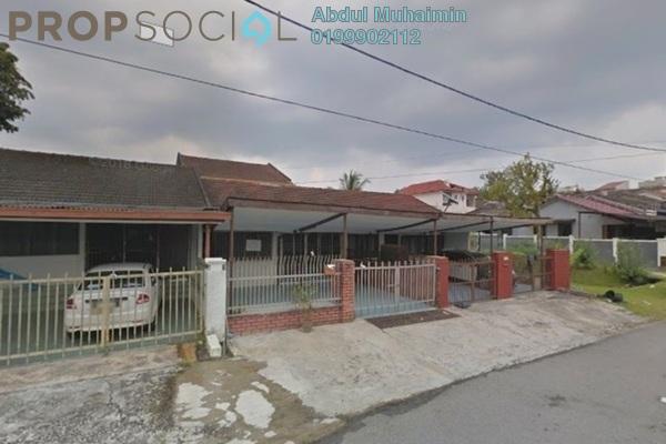 For Sale Terrace at Ampang Jaya, Ampang Leasehold Semi Furnished 7R/4B 600k