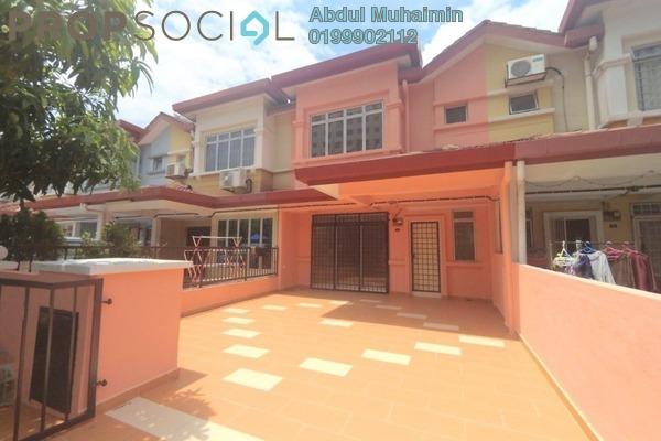 For Sale Terrace at Taman Ukay Bistari, Ukay Freehold Semi Furnished 4R/3B 680k