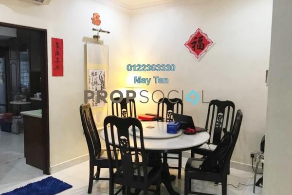 For Sale Terrace at USJ 11, UEP Subang Jaya Freehold Semi Furnished 4R/3B 900k