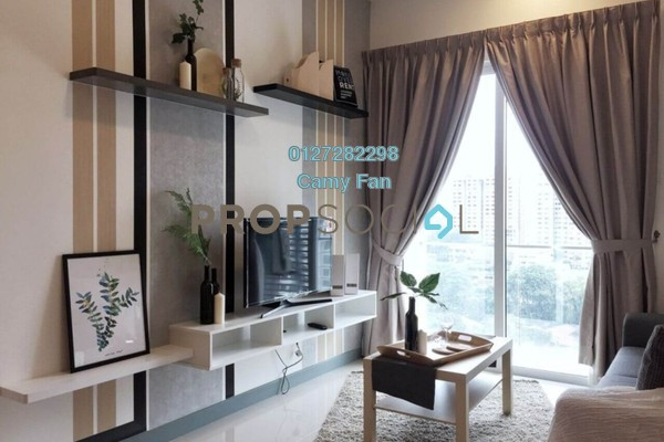 For Rent Condominium at Southbank Residence, Old Klang Road Freehold Fully Furnished 3R/2B 2.7k