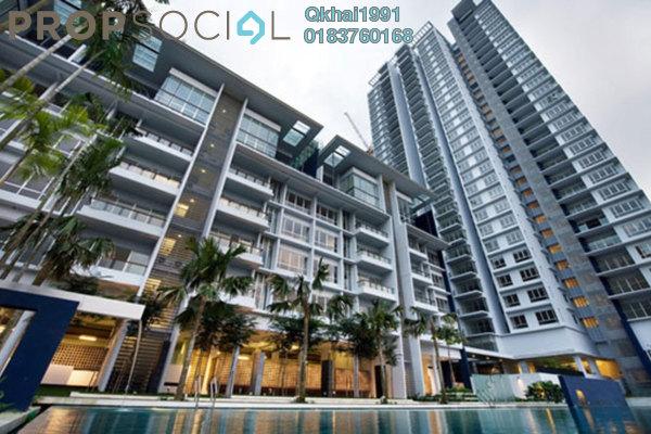 For Sale Condominium at Taman Melawati, Kuala Lumpur Leasehold Fully Furnished 3R/2B 580k