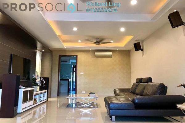 For Sale Terrace at BK8, Bandar Kinrara Freehold Semi Furnished 4R/3B 1.49m