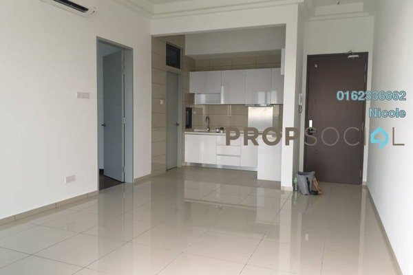 For Rent Condominium at PJ Midtown, Petaling Jaya Freehold Semi Furnished 1R/1B 1.8k