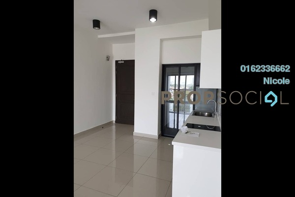 For Rent Condominium at Glomac Centro, Bandar Utama Freehold Unfurnished 3R/2B 1.9k