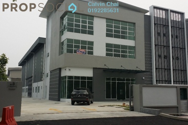 For Sale Factory at Bandar Teknologi Kajang, Semenyih Freehold Unfurnished 0R/0B 6m