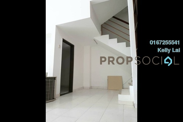 For Sale Townhouse at Taman Bukit Desa, Kepong Freehold Semi Furnished 3R/2B 490k
