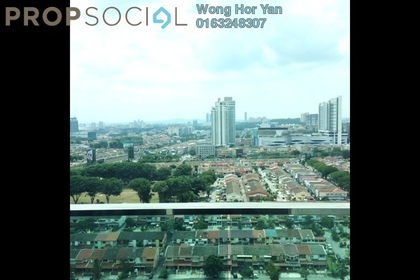 For Sale Serviced Residence at Glomac Damansara, TTDI Freehold Semi Furnished 2R/2B 800k