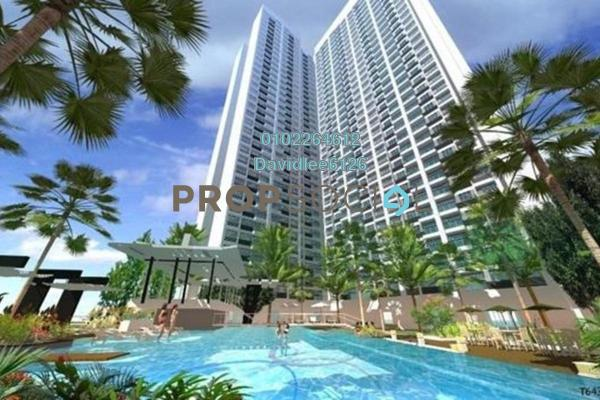 For Sale Condominium at Mizumi Residences, Kepong Leasehold Unfurnished 3R/2B 410k