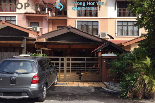 For Sale Terrace at Mutiara Bukit Jalil, Bukit Jalil Freehold Semi Furnished 5R/6B 1.12m