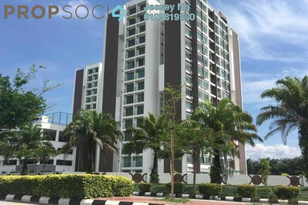 For Sale Condominium at Bandar Seri Botani, Ipoh Freehold Unfurnished 3R/2B 320k